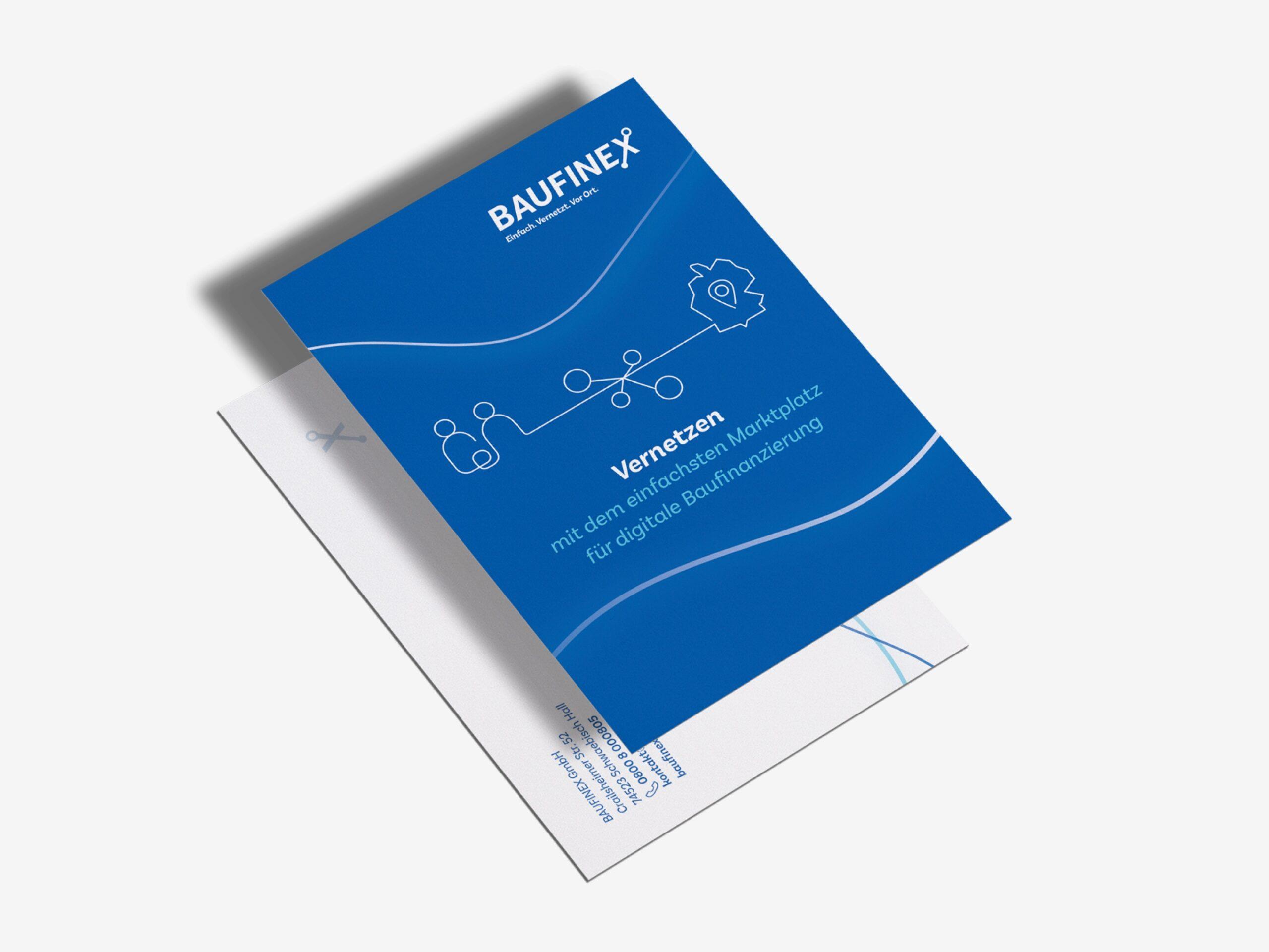 BAUFINEX Postkarte